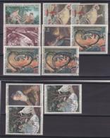 TIMBRE FRANCE/N° 1652/1653/1654/1672/1673/1703/1704 NEUF SANS CHARNIERE ET OBLITERE COTE 10  EURO - Autres