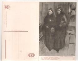 Militaires - Patriotiques - Geurre Europeenne - Croix Rouge - Infirmieres -   1914 / 1918 - Double - RARE -  CPA ° - Croce Rossa