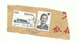 España Felipe VI 5 Euros - 1931-Heute: 2. Rep. - ... Juan Carlos I
