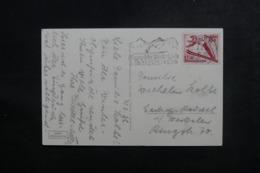 ALLEMAGNE - Affranchissement Plaisant Jeux Olympiques De 1936 Su Carte Postale - L 47268 - Briefe U. Dokumente