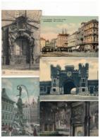 ANTWERPEN  Lot 100 Oude Postkaarten - Cartes Postales