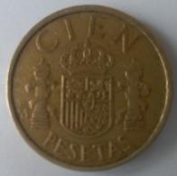 Espagne - 100 Pesetas 1984 - - [ 5] 1949-… : Royaume