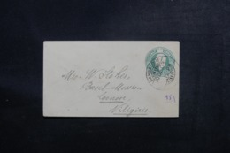INDE - Entier Postal Type Edouard VII De Mangalore Pour Coonoor En 1903 - L 47274 - India (...-1947)