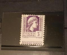 1944 N° 216 Marianne D'Alger Piquage à Cheval **. Superbe - Algérie (1924-1962)
