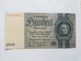 GERMANIA 100 MARK 1935 - [ 4] 1933-1945: Derde Rijk