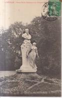 Luneville Statue Emile Erckmann   1913 - Luneville