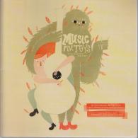 Fanzine Undreground  Music For Toys  Coloring Book Created Membrillas - Enfants