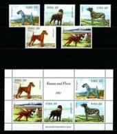 Irlanda Nº 506/10 Y HB-4 Nuevo Cat.19,50€ - Unused Stamps