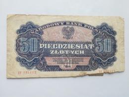 POLONIA 50 ZLOTYCH 1944 - Polen