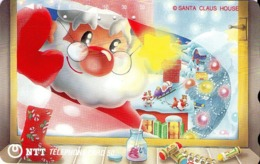 JAPON. NAVIDAD - CHRISTMAS. Santa Claus House. 11/1994. JP-111-048 C. (031) - Natale