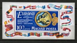 "HUNGARY   Scott # C 362** 1975 ""EUROPA"" VF MINT NH SOUVENIR SHEET (LG-1195) - Europa-CEPT"