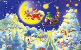 JAPON. NAVIDAD - CHRISTMAS. Santa Claus House. JP-231-193 C-1. (033) - Natale