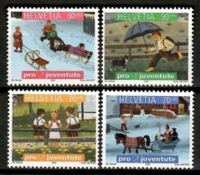 Switzerland 2000 Suiza / Children Pro Juventute MNH Pro Juventud Infancia / Cu14218  40-17 - Otros