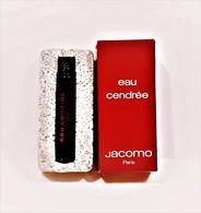 échantillons Parfum Tubes EAU CENDRÉE De JACOMO EDP 1.5 Ml - Campioncini Di Profumo (testers)
