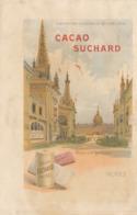 Chromo Chocolat Suchard Note Exposition Universelle 1900 Paris Dôme Des Invalides - Suchard