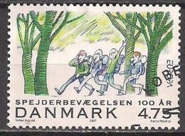 Dänemark  (2007)  Mi.Nr.  1470  Gest. / Used  (7ga24)  EUROPA - Danimarca
