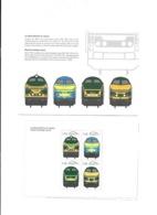DIESEL VERDRINGT STOOM*2011**LE DIESEL DETRONE LA VAPEUR 2011 - Railway