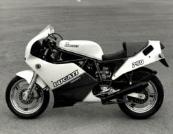 Ducati Santamonica 750 +-24cm X 17cm  Moto MOTOCROSS MOTORCYCLE Douglas J Jackson Archive Of Motorcycles - Photographs