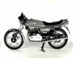 Ducati 500 Desmo +-24cm X 17cm  Moto MOTOCROSS MOTORCYCLE Douglas J Jackson Archive Of Motorcycles - Photographs