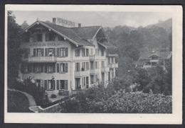 Suisse,  SPIEZ, Hotel Pension Erica -  Carton Publicitaire De L'hôtel - 140 Mm X 95 Mm - BE Berne