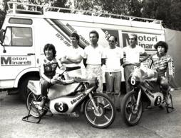 Motori Minarelli +-24cm X 17cm  Moto MOTOCROSS MOTORCYCLE Douglas J Jackson Archive Of Motorcycles - Fotos