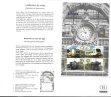 TRV - BL 14 Eenmaking V/d Tijd 2008, Postfris. - Railway