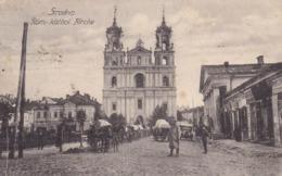 Grodno.Church.Belorussia. - Russia