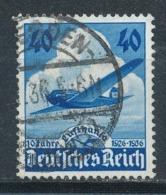 Deutsches Reich 603 Gestempelt Mi. 4,- - Gebraucht