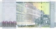 ARMENIA P. 55a 1000 D 2011 UNC - Arménie