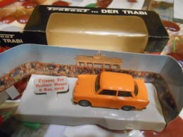 TRABANT By Vitesse - Toy Memorabilia