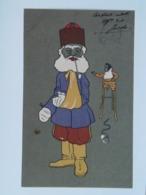 Russia 413 Port Arthur Guerre Russo Japonaise War Russia Japan 1904 Caricature Advertising Propaganda - Russland