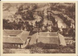 China Chine ; Monastère De Si'shan Shunking Sze Chwan. Les Rizières Du Vallon - Chine