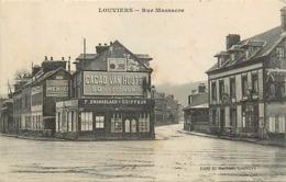 27 LOUVIERS -  RUE MASSACRE - Louviers