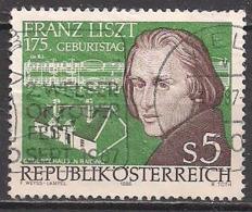Österreich  (1986)  Mi.Nr.  1866  Gest. / Used  (7ga33) - 1981-90 Gebraucht