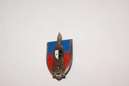 FRANCE MILITARY SIGN 101 GRMCA ENAMEL BADGE 137 - Militaria