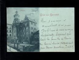 Darmstadt, Gel. 8.7.1898 - Darmstadt