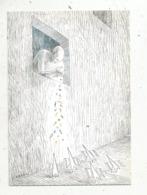 Cp , LA POSTE  , Illustrateur CARDON  ,1988 ,tirage 2000 Ex. , Vierge - Correos & Carteros
