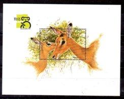 Granada Hoja Bloque Nº Yvert 506 ** ANIMALES (ANIMALS) Valor Catálogo 8.0€ - Grenada (1974-...)