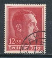 Deutsches Reich 664 Gestempelt Mi. 3,50 - Gebraucht