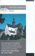Eltville Am Rhein Kloster Eberbach Eintrittskarte 2019 Stiftung - Eintrittskarten