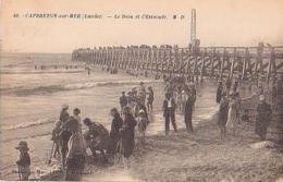 Landes        119        CAPBRETON.Le Bain De L'Estocade - Capbreton