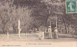 Landes        126        UZA.Notre Dame De Lourdes - France