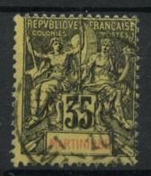 Martinique (1899) N 48 (o) - Martinique (1886-1947)