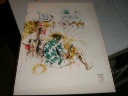 MENU' HOME LINE 1966 - Menu