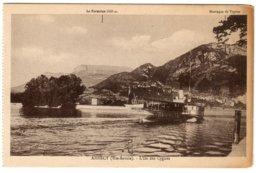ANNECY - L'Ile Des Cygnes - Annecy