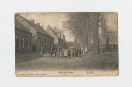 Bouwel, Zicht In 't Dorp (1902). - Grobbendonk