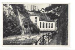 23634 - Orbe Le Nouveau Sentier Des Gorges De L'Orbe Et Usine Electrique De Montcherand - VD Vaud