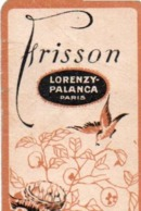 910Mm  Parfum Carte Frisson Lorenzy Palanca - Perfume Cards