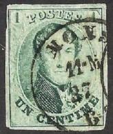 N° 9 Mooi Gerand - 1858-1862 Medaillen (9/12)