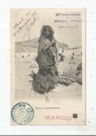 FEMME DU SUD ORANAIS 1911 - Algérie